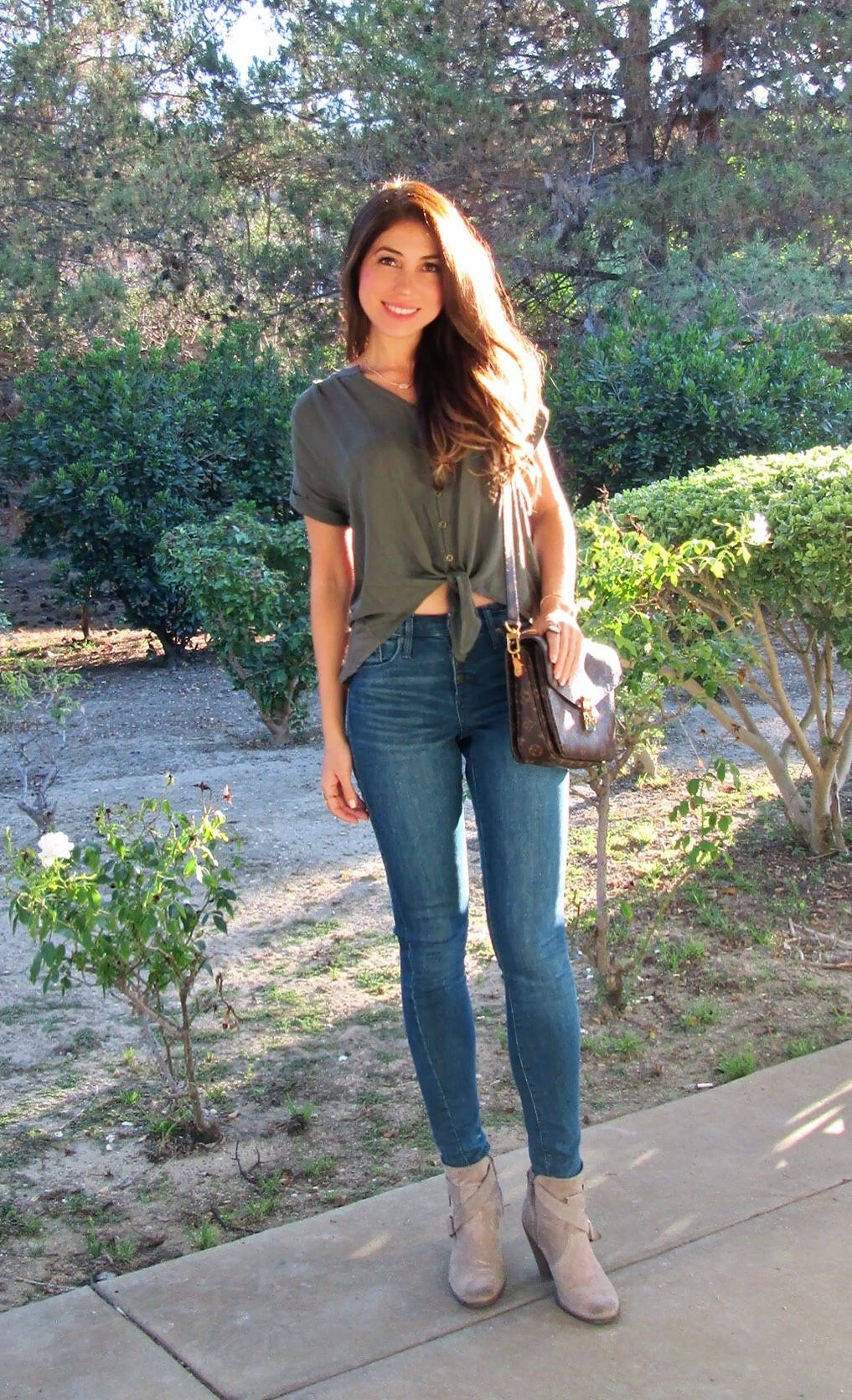 Olive Sweaters and Tops for Fall   More Than A Fashion Blog